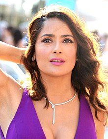 Learn more about Salma Hayek